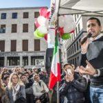 """Di Maio da Aosta: """"No a Governo con Centrodestra unito"""""""
