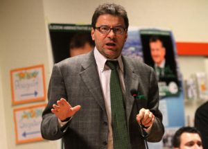 Giancarlo Giorgetti, Lega
