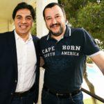 Catania, Pogliese (con Salvini) riunisce il Centrodestra