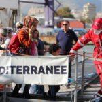 Catania, migranti. In 73 salvati a largo della Libia