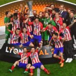 Atletico Madrid vince l'Europa League