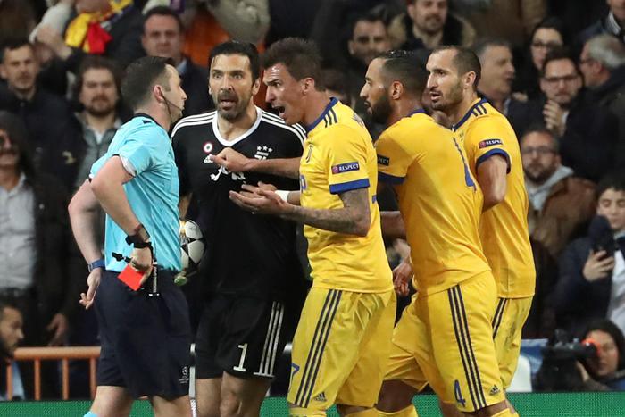 ++ Champions: sfogo Buffon, Uefa apre procedimento ++