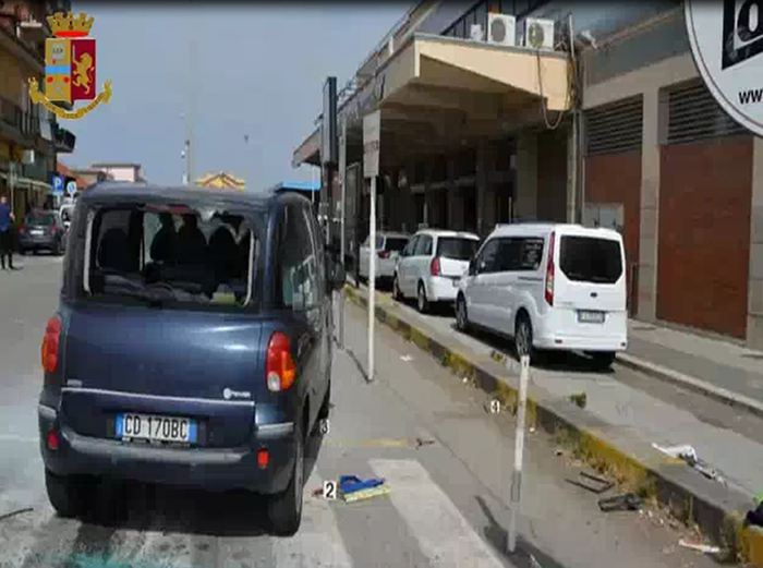 ++ Aggressione a cittadini, arrestati ultras Catania ++