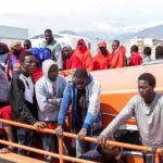 Salvati 476 migranti nel Mediterraneo