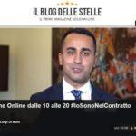 M5S vota online sul contratto. Salvini: Lunedì al Quirinale