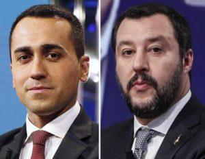 ++ M5S, ok incontro Salvini, non legittimiamo Berlusconi ++