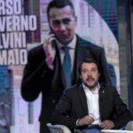 Salvini e Di Maio oggi da Mattarella. C'è il nome del premier
