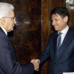 Mattarella nomina Conte premier