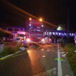 Treno urta camion, un morto e feriti