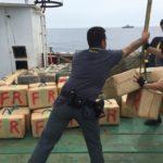 Catania. Gdf sequestra 10 tonnellate di hashish