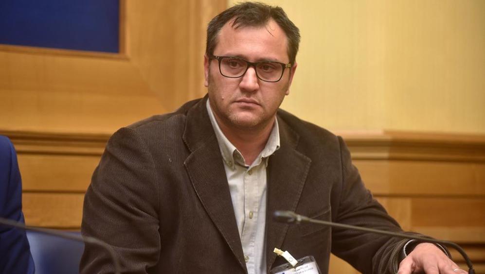 Paolo Ferrara, M5S