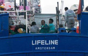 NGO Mission Lifeline still seeking a port of destination