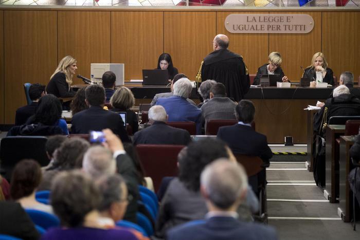 Rome: trial against Ostia mafia racket