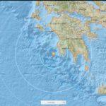 Terremoto di magnitudo 5,5 in Grecia
