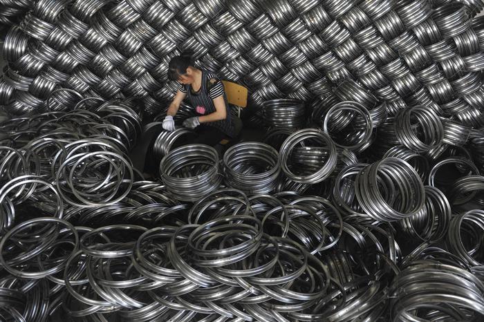 TRUMP PRONTO A COLPIRE TUTTI I PRODOTTI 'MADE IN CHINA'