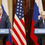 "Il summit di Helsinki, Putin: ""Nessuna ingerenza russa nel voto Usa"""