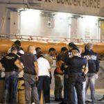 Migranti, tutti sbarcati dalle due navi a Pozzallo