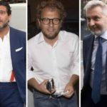 Renzi, cena in villa sull'Aventino con 120 parlamentari