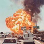 Bologna, un morto in autostrada