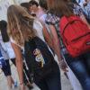 Scuola studenti giovani ragazzi minori adolescenza adolescenti