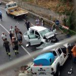 Sicilia. Incidenti stradali: morta anziana sulla Palermo-Sciacca
