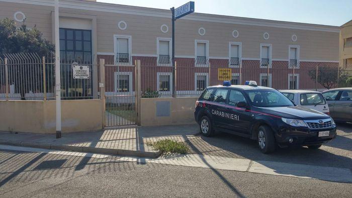 Stazione Carabinieri di Pula