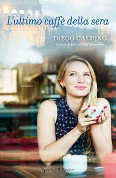 La copertina del libro di Galdino