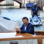 Salvini pensa al partito unico del Centrodestra