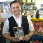 """Libri. Intervista a Diego Galdino, autore di """"L'ultimo caffè della sera"""""""
