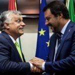 Salvini sfida Bruxelles in vista delle elezioni Europee del 2019
