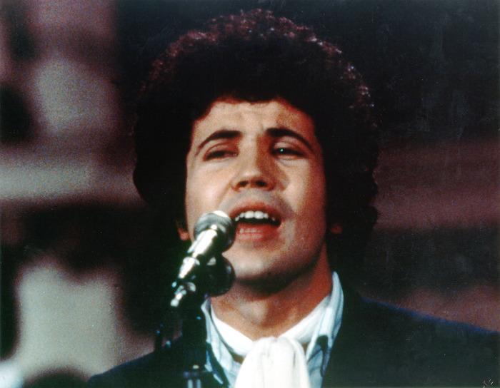 Lucio Battisti negli anni '70
