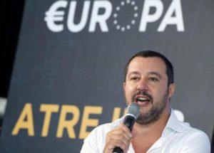 Salvini, con M5s firmato contratto 5 anni, lo rispetto