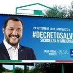 """Ok al decreto sicurezza,  Salvini: """"Italia più sicura"""""""