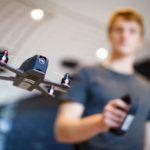 La cena a domicilio con i droni dal 2021
