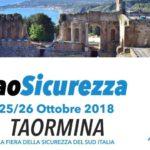Sicilia, ricco programma per TaoSicurezza a Taormina