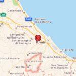 Terremoto: scossa a Rimini, magnitudo 4.2