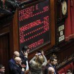 Decreto sicurezza: Camera conferma la fiducia a governo, 336 sì
