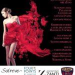 """Catania. Manifestazione """"Rosso la sera"""" per dire no al femminicidio"""