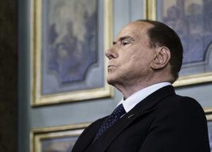 Silvio Berlusconi, presidente Forza Italia