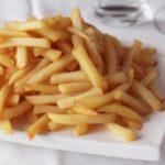 La quantità giusta di patatine? Solo sei a porzione