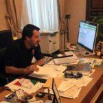 Diciotti, chiesta autorizzazione a procedere per Salvini