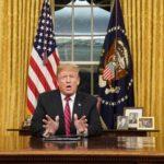 Trump agli Americani: 'Muro per fermare crisi umanitaria'