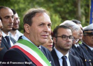 Il sindaco di Paternò Nino Naso