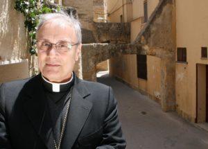 Domenico Mogavero, vescovo di Mazara Del Vallo