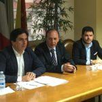 Paternò, Salvo Pogliese e Nino Naso insieme per l'Albergo Sicilia