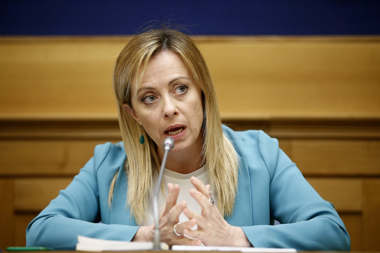 Giorgia Meloni, leader di FdI
