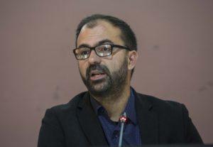 Lorenzo Fioramonti, ministro dell'Istruzione