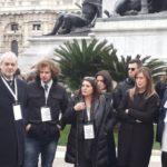 Gli avvocati catanesi a Roma contro la prescrizione