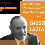 Incontro sul pensiero di Giuseppe Lazzati voluto dal XII vicariato Paternò-Ragalna