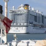 Corona Virus, escluso il contagio sulla nave a Civitavecchia